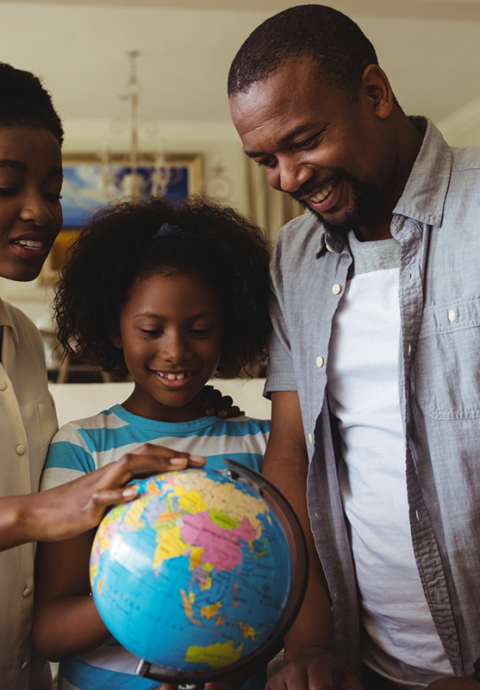how to raise a future leader, world changer, developing world changers